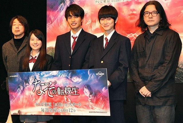 【日劇】巖井俊二首部日劇《謎之轉校生》說有如回到中學時代 | 劍心.回憶