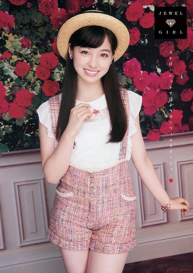 天使美少女橋本環奈可愛冷豔造型