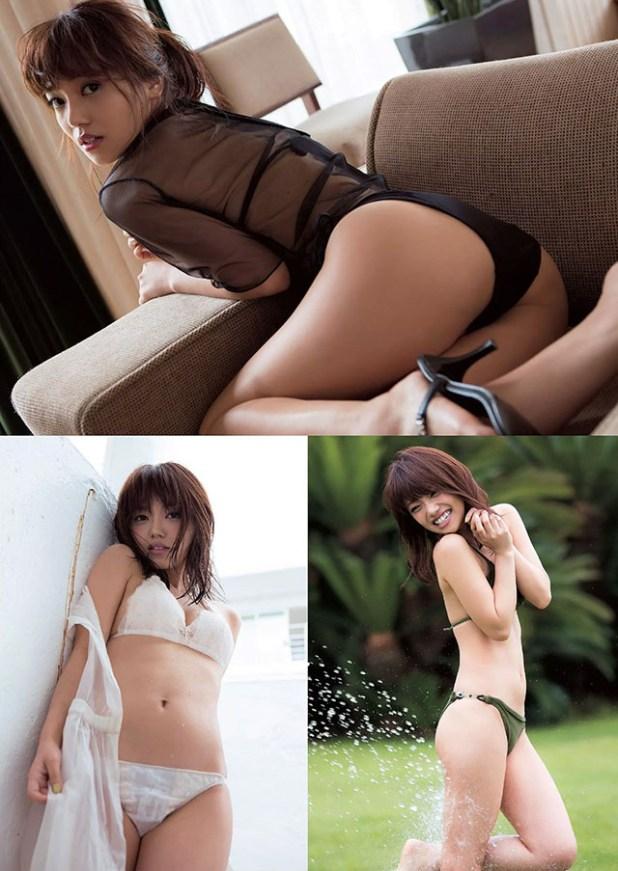 《死亡筆記》偶像倉科加奈親妹橘希 秀美乳