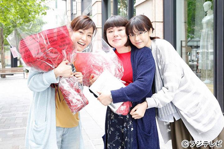 【日劇】《人100%靠外表》殺青桐谷美玲得戰友驚喜慶祝感動落淚 | 劍心.回憶