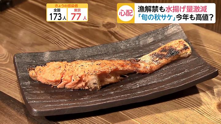 【美食】日本秋天美味鮭魚漁獲量激減跟隨秋刀魚由庶民美食變貴價魚 (片)   劍心.回憶