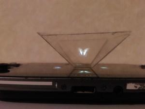 3dホログラム 蝶々