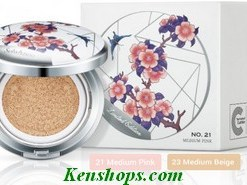 Phấn trang điểm Sulwhasoo Perfecting Cushion Brightening Limited Edition 2016