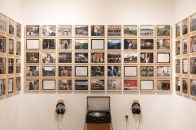 "Savery Gallery Exhibition 5/5/17-6/3/17. One hundred & forty-one 8""x10"" Framed Photographs with Double LP Record of Audio Interviews with subjects conducted from 2009-2014."