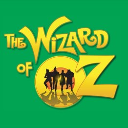 Wizard of Oz - Logo Green