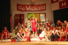 High School Musical - Cast End