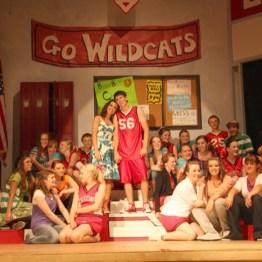 High School Musical - Cast End