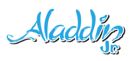 Aladdin Jr - Aladdin Logo