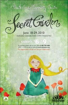 The Secret Garden - Show Poster