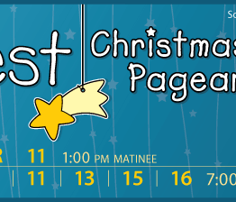The Best Christmas Pageant Ever Banner