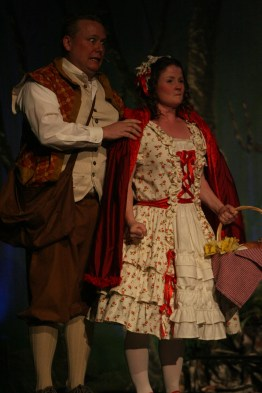 Into the Woods Baker and Red