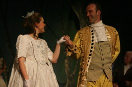 Into the Woods Prince and Cinderella