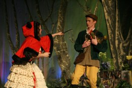 Into the Woods Red and Jack