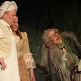 Into the Woods Witch, Baker, and Wife