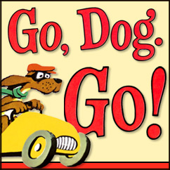 Go Dog Go Logo Square