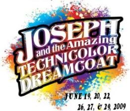 Joseph Amazing Technical Dreamcoat Logo Small