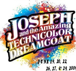 Joseph Amazing Technical Dreamcoat Logo Small