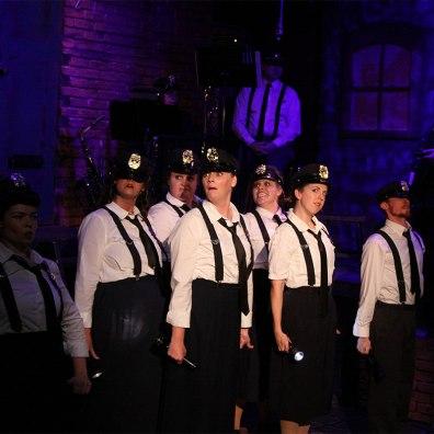 Urinetown Cops