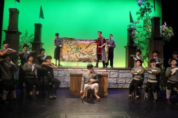TBC Pippin 2017 war is a science 8