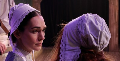 The Crucible: Elizabeth and Mary