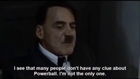How Adolf Hitler Won The Lottery!