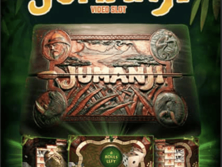 Join in all the crazy fun at Jumanji