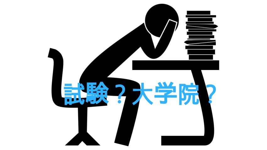 税理士試験(税法)免除大学院の入試対策とその感想