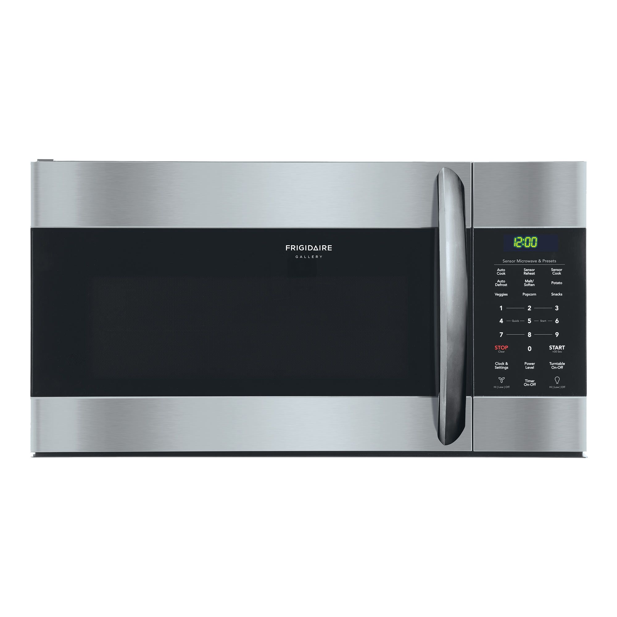120 volt 1 7 cubic ft over the range microwave oven