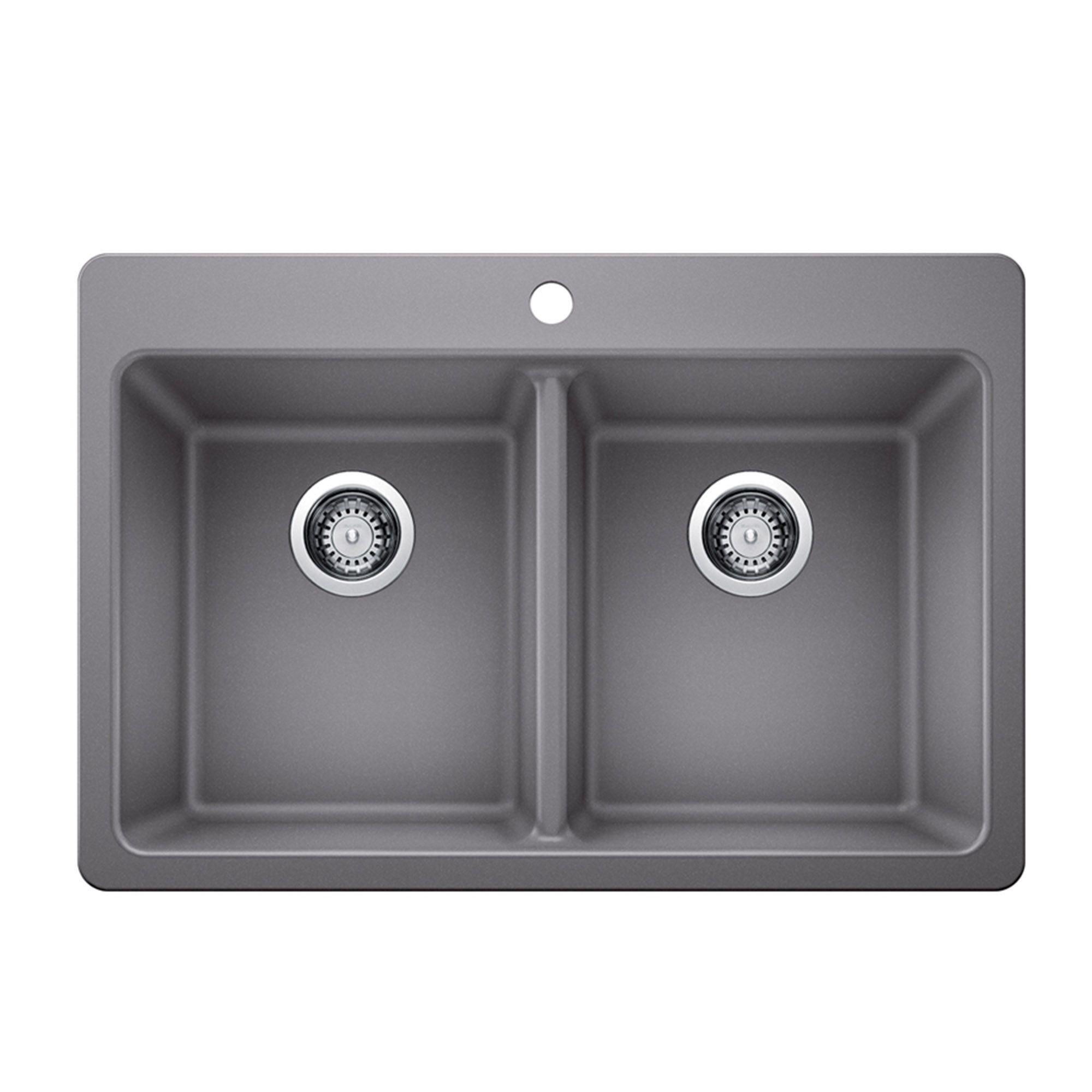 corence 2 bowl silgranit sink