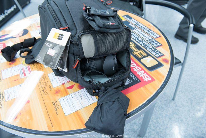 日本一周で使うカメラバッグはこれだ!一眼レフの携帯方法を考えてみた-Japan Nomad (2)