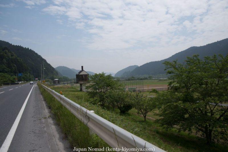 自転車日本一周35日目(ふたごの湯)-Japan Nomad (27)