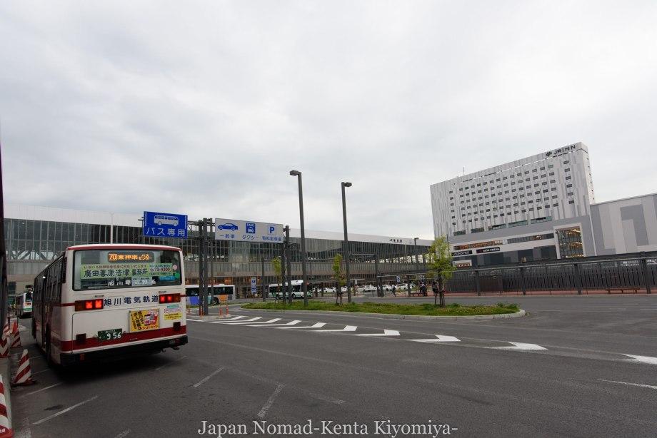 自転車日本一周78日目(大雪山縦走)-Japan Nomad (72)