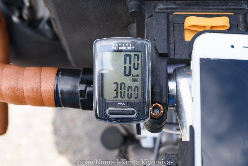 自転車日本一周82日目(オロロンライン)-Japan Nomad (27)