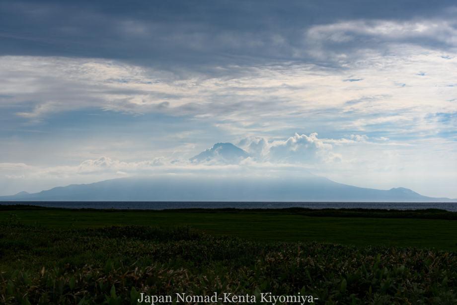 自転車日本一周82日目(オロロンライン)-Japan Nomad (39)