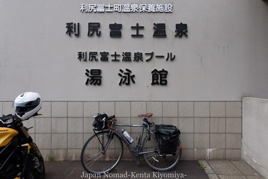 自転車日本一周86日目(利尻山)-Japan Nomad (42)