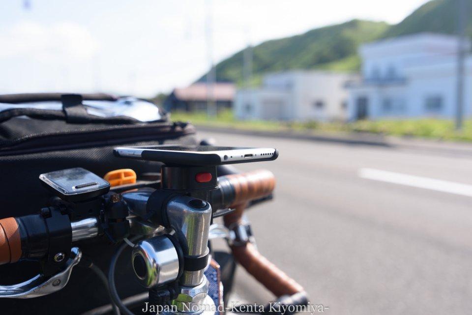 自転車日本一周89日目(宗谷岬、クッチャロ湖)-Japan Nomad (5)