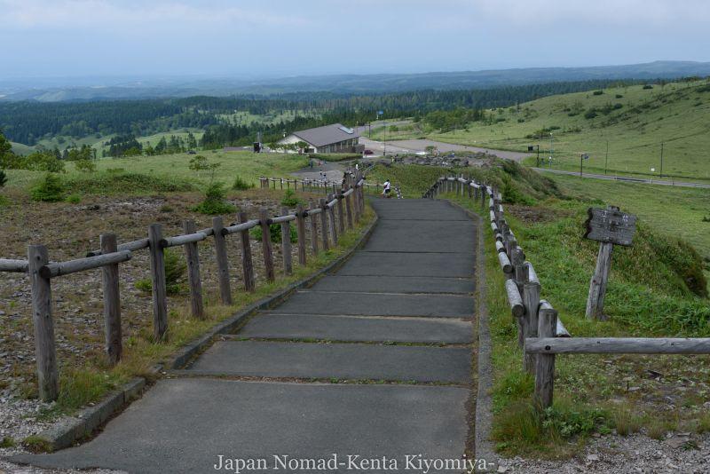 自転車日本一周96日目(美幌峠)-Japan Nomad (26)