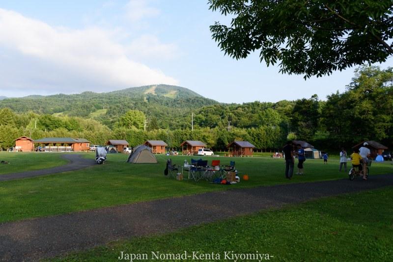自転車日本一周(日勝峠)-Japan Nomad (34)