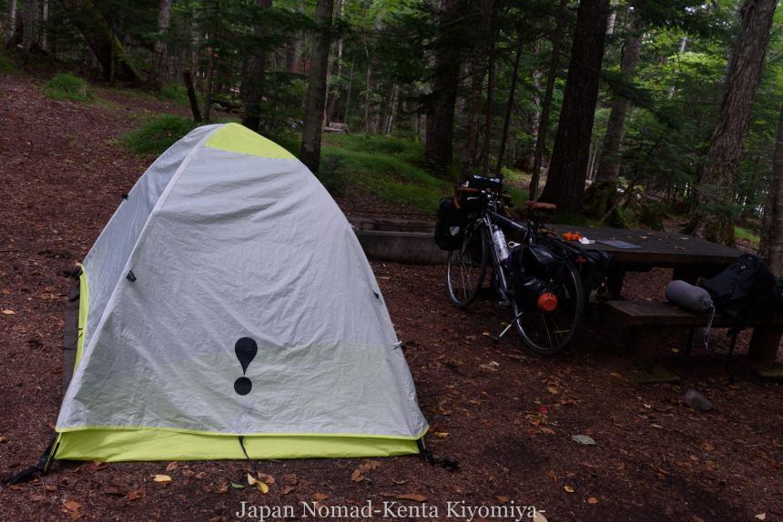 自転車日本一周100日目-Japan Nomad (1)