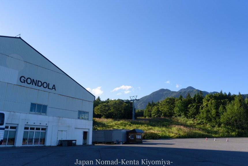 自転車日本一周123日目(岩木山)-Japan Nomad (15)