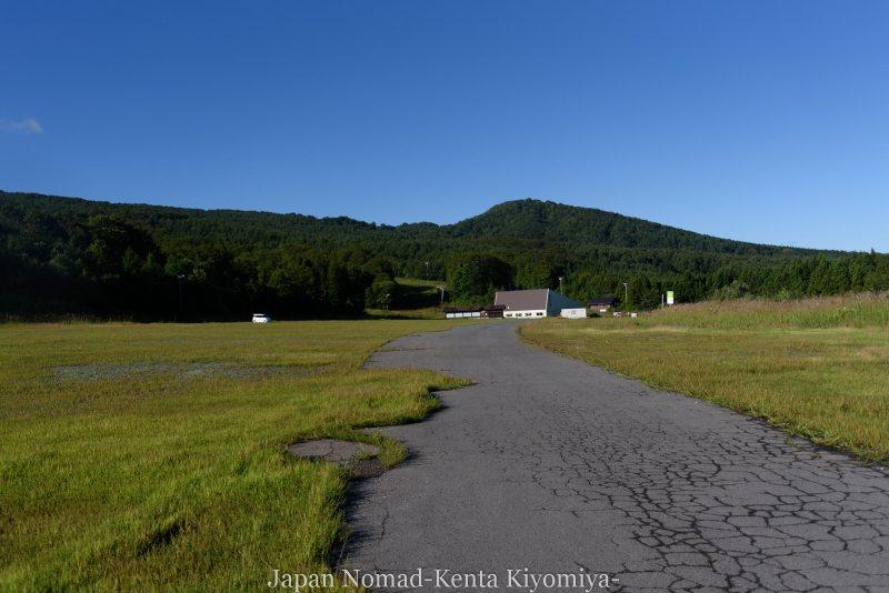自転車日本一周123日目(岩木山)-Japan Nomad (20)