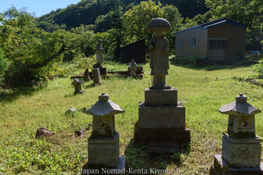 自転車日本一周123日目(岩木山)-Japan Nomad (25)