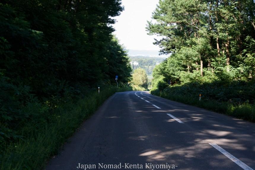 自転車日本一周123日目(岩木山)-Japan Nomad (93)