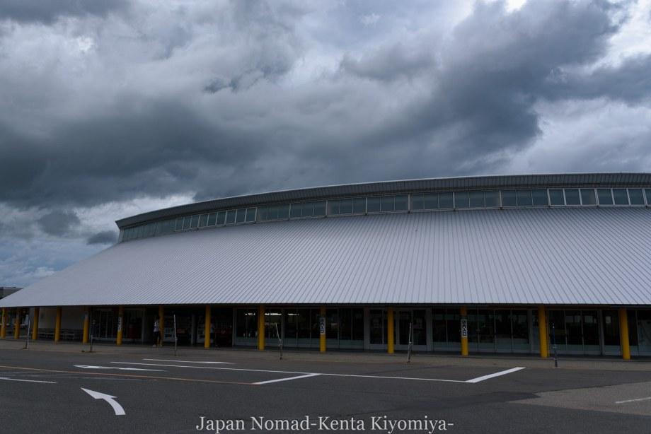 自転車日本一周126日目(台風10合)-Japan Nomad (25)