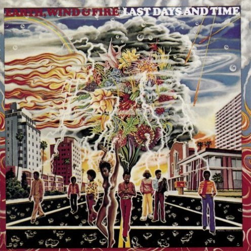 Album – Last Days and Time (1972)