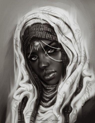 Hijab by AntarcticSpring