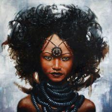 Spirit by Loyiso Mkize