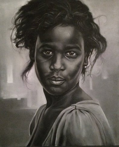 What If Mona Lisa Was Black Gerald Griffin