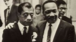 James Baldwin and Martin Luther King Jr