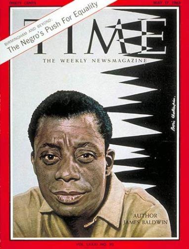 TIME Magazine Cover James Baldwin